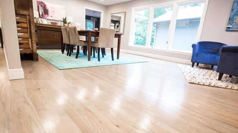 Cost For Hardwood Floor Refinishing In Delaware County Pa